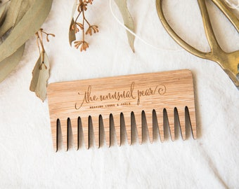 Bamboo Weaving Comb