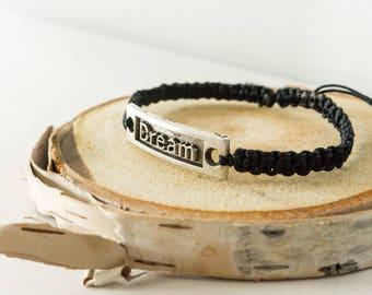 ADJUSTABLE men bracelet - Free delivery in the world - friendship bracelets - Bohemian bracelets - bff bracelets - one size fits all