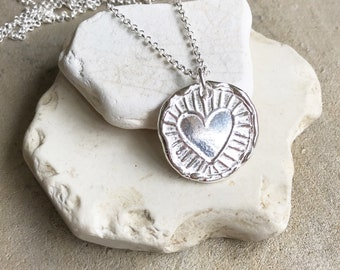 Heart Necklace, Love Necklace