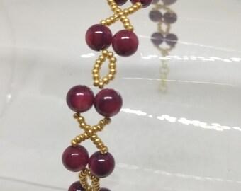 X's and O's Bracelet