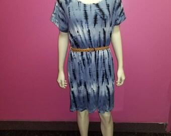 Tye Dye shirt/ Dress