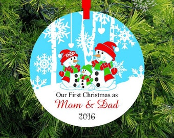 new dad ornament etsy - Dad Christmas Ornament