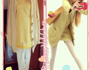 honey lemon costume