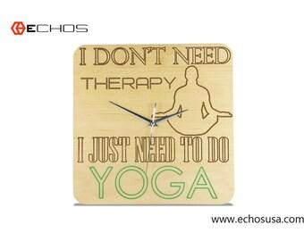 Yoga Clock
