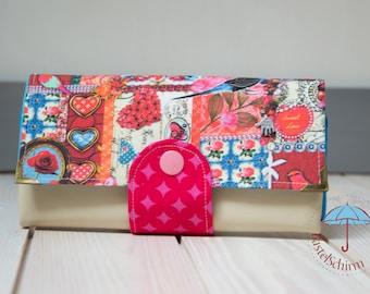 "Playful purse ""romantic girl dream"""