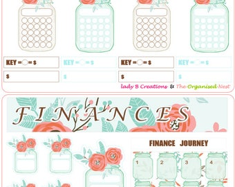 Finances In Bloom - Plant Your Plan - Annual Finance Planning