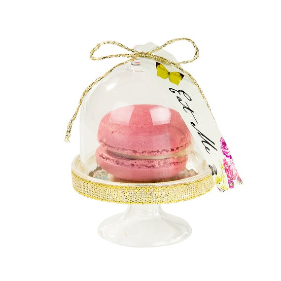 Alice in Wonderland Mini Cloche Cupcake Stand Mini Cake Stand