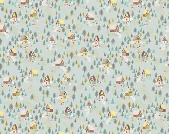 Riley Blake 'Goldilocks' fabric