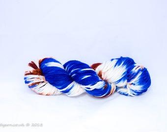 Luke's Wool Britannia Hand Dyed Merino Aran Yarn