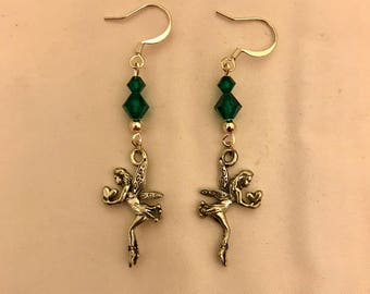 The Celtic Fairies Earrings