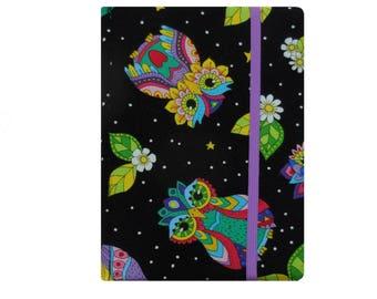 Kindle Case Kindle Paperwhite Case, Kindle Cover iPad Mini 2 3 4 Case, Kindle Voyage, Paperwhite Cover Nook Glowlight Plus Owls Green Purple