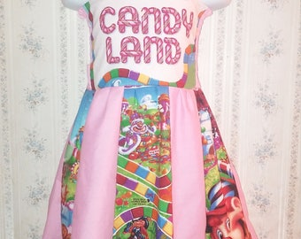Candyland dress
