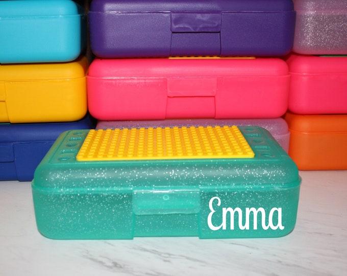 Personalized Lego Storage Box-Small Size