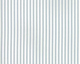 Vintage Holiday (55168 18M) Metallic Silver Candy Stripe Bonnie & Camille
