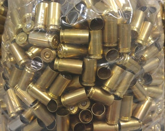 1000 PIECES 9MM POLISHED BRASS