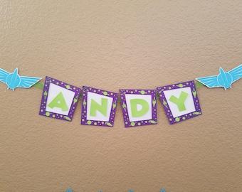 Buzz Lightyear Banner
