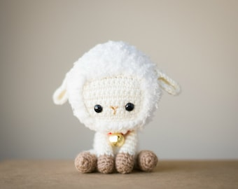 Chinese New Year Sheep Crochet Pattern