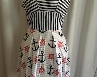 Small Sailor Dress