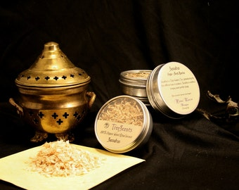 Sasssafras - TreeScents - Natural Wood Ritual Incense