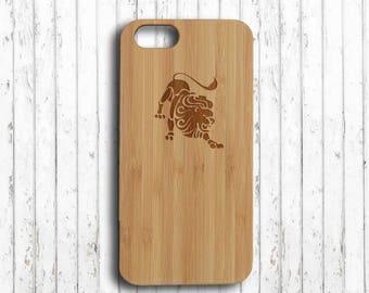 Leo  iphone 7 plus case zodiac  iphone 7 plus case wood horoscope iphone 6s wood case wood  iphone 6s plus case  iphone 6 case