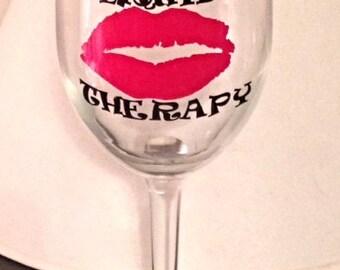 Handmade Wine Glass