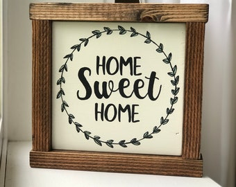 Home Sweet Home Mini