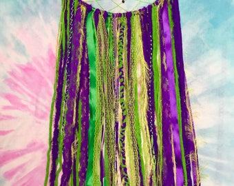 Purple/Green Dreamcatcher