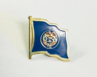 Utah State Flag Pins