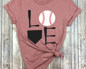 Love Baseball svg, Baseball file, Baseball Cut file,  Baseball Fan Svg, Baseball lover svg, Silhouette And Cricut Cut File, DXF Png files