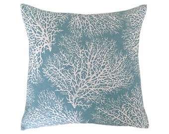 Blue  Pillows Decorative Pillows.11 sizes available. Decorator Pillow Cover.Home Decor.Cushions. Euro Pillows.Pillow.Accent Pillow Lumbar.