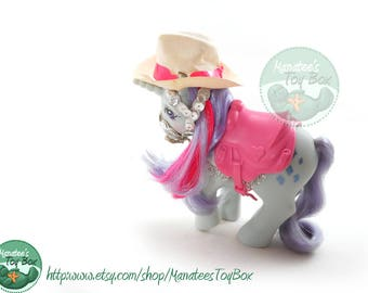 Vintage My Little Pony Wear Best of the West - Pony not included