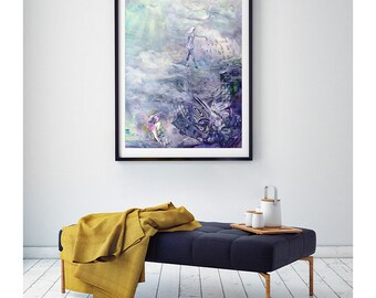 Silver Lining | Fine Art Print | Home Interior