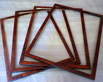 Framing, elm wood frames sold by 4