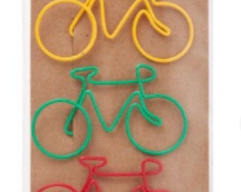 Bicycle Paperclips