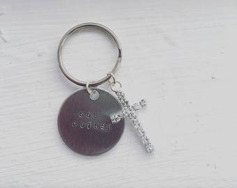 God Mother Keychain/Necklace