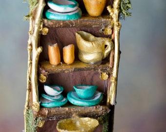 miniature fairy cabinet