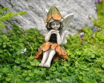 Fairy Kelly for Miniature Garden, Fairy Garden