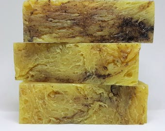 Orange & Patchouli Cold Process Soap