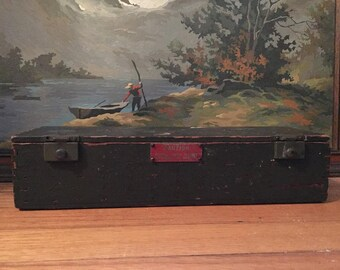 Vintage Toolbox - Gift for Him