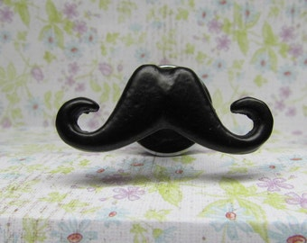 Moustache Wine Bottle Stopper