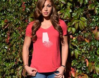 Women's Alabama Roots Shirt