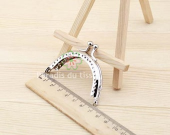 Circle clasp for coin silver 6.5 cm - YY65 1