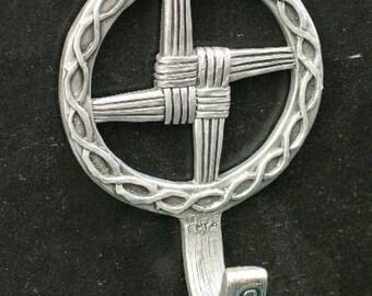 Brigid's Cross Wall Hook