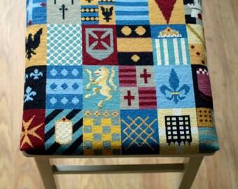 Heraldic European Quartering Tapestry Kit