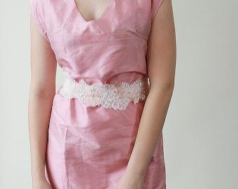 "Silk dress ""Doralice 1"""
