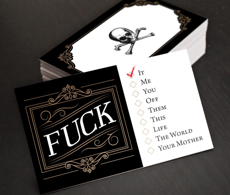 Funny business cards morenpulsar funny business cards colourmoves