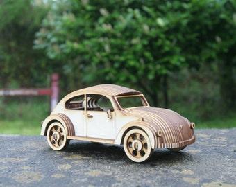 VW Beetle Car VW Bug