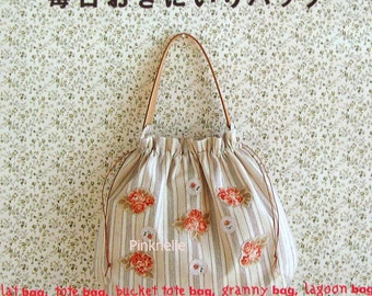Everyday Bags Japanese Craft Book