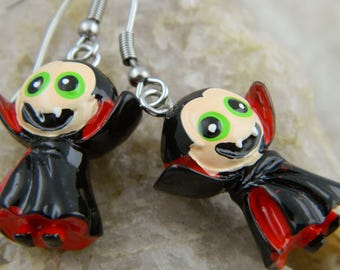 Cute Vampire Earrings
