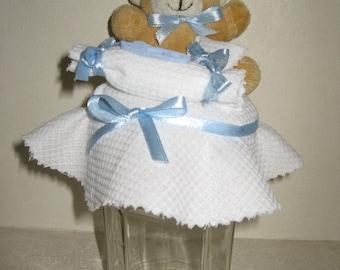 Free shipping! Blue Pooh jar